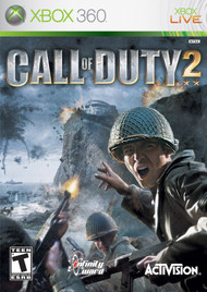 Call Of Duty 2 For Xbox 360 COD - EE689488