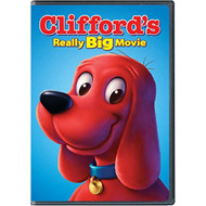 Clifford's Really Big Movie On DVD - EE689519