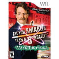 Are You Smarter Than A 5th Grader: Make The Grade For Wii Trivia - EE689522
