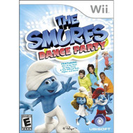 The Smurfs Dance Party For Wii - EE689523