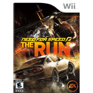Need For Speed: The Run For Wii Racing With Manual and Case - EE689539