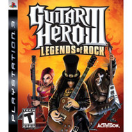 Guitar Hero III: Legends Of Rock Game Only For PlayStation 3 PS3 Music - EE689638
