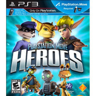 PlayStation Move Heroes Motion Game for PS3 - ZZ689651