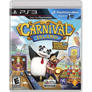 Carnival Island PlayStation 3 - ZZ689655