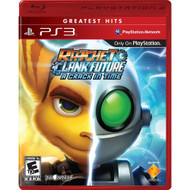 Ratchet And Clank Future: A Crack In Time PlayStation 3 - ZZ689654