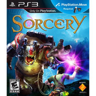 Sorcery For PlayStation 3 Move Game - ZZ689658