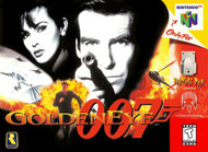 Goldeneye 007 For N64 Nintendo Shooter - EE689674