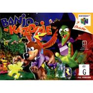 Banjo-Kazooie For N64 Nintendo - EE689673