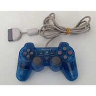 Dual Shock Controller Island Blue For PlayStation 1 PS1 Gamepad Ps 008 - EE689705