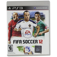 FIFA Soccer 12 For PlayStation 3 PS3 - EE689734