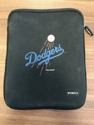 Tribeca FVA4448 Los Angeles Dodgers Digital Reader Sleeve Black Case - EE689741