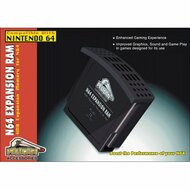 Pelican Expansion RAM For N64 Nintendo Memory Card MCV483 - EE689796