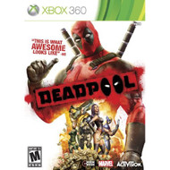 Deadpool For Xbox 360 Fighting - EE689816