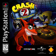 Crash Bandicoot 2: Cortex Strikes Back For PlayStation 1 PS1 With - EE689830