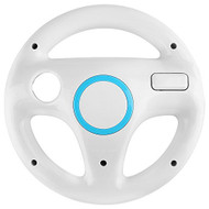Steering Mario Kart Racing Wheel Handle For Remote Game white For Wii - EE689839
