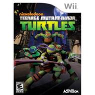 Teenage Mutant Ninja Turtles For Wii - EE689848