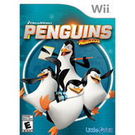 Penguins Of Madagascar For Wii With Manual and Case - EE689855