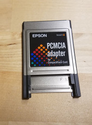 Epson Pcmcia Adapter For Compactflash Card VDU421 - EE689905