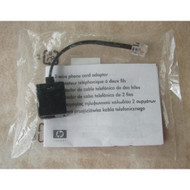 HP Q3093-80004 Adapter Two To Four Wire Phone Cord Adaptor Telephone 2 - EE689904