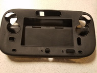 Game Pad Silicone Case Black For Wii U THH322 - EE689932