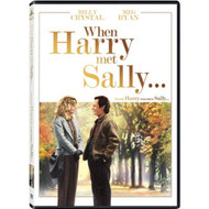 When Harry Met Sally On DVD With Billy Crystal Romance - EE689949