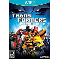 Transformers Prime: The Game For Wii U - EE689956