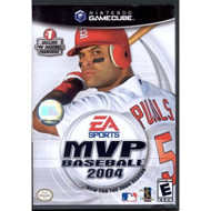 MVP Baseball 2004 For GameCube With Manual and Case - EE689970