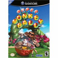 Super Monkey Ball For GameCube With Manual and Case - EE689964