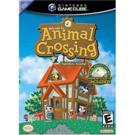 Animal Crossing For GameCube With Manual and Case - EE689974