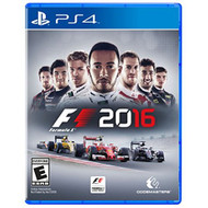 F1 2016 For PlayStation 4 PS4 Racing - EE689980