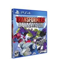 Transformers Devastation For PlayStation 4 PS4 Fighting - EE689983