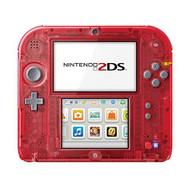 Nintendo 2DS Crystal Red FTRSRAAA - EE690002