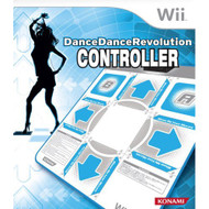Dance Dance Revolution Dance Pad Controller For Wii Multi-Color Mat - EE690027