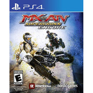 MX Vs ATV: Supercross Encore Edition PS4 For PlayStation 4 - EE690051
