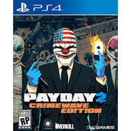 Payday 2 Crimewave For PlayStation 4 PS4 Shooter - EE690049