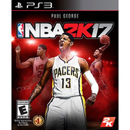 NBA 2K17 Standard Edition For PlayStation 3 PS3 Basketball - EE690082