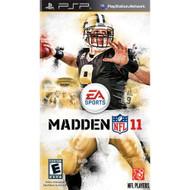 Madden NFL 11 Sony For PSP - ZZ690089