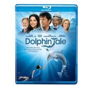 Dolphin Tale Blu-Ray On Blu-Ray With Morgan Freeman - EE690100