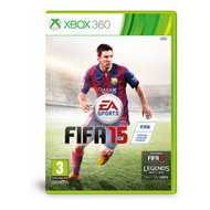 FIFA 15 For Xbox 360 Soccer - EE690121