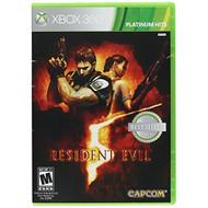 Resident Evil 5 For Xbox 360 - EE690134