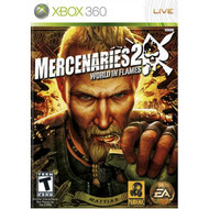 Mercenaries 2: World In Flames For Xbox 360 Shooter - EE690136