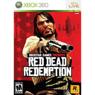Red Dead Redemption For Xbox 360 - EE690139