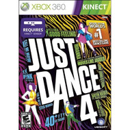 Just Dance 4 For Xbox 360 - EE690172