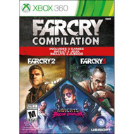 Far Cry Compliation For Xbox 360 Fighting - EE690185
