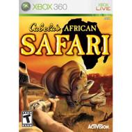 Cabelas African Safari For Xbox 360 Shooter - EE690188