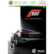 Forza Motorsport 3 For Xbox 360 Racing - EE690198