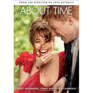 About Time On DVD - EE690205