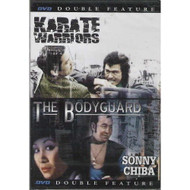 Karate Warriors / The Bodyguard Double Feature On DVD With Sonny Chiba - EE690224