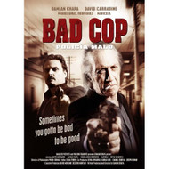 Bad Cop Policia Malo On DVD With Damian Chapa - EE690232
