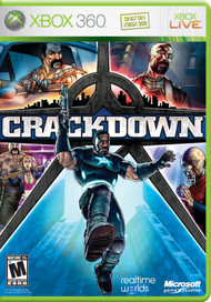 Crackdown For Xbox 360 Arcade - EE690233